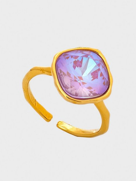 Lily and Rose Lova square ring Ringe