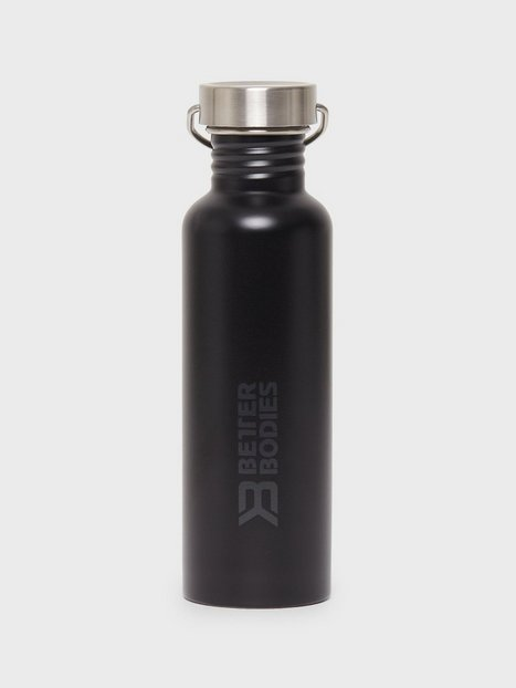Better Bodies Fulton bottle Vattenflaskor Black
