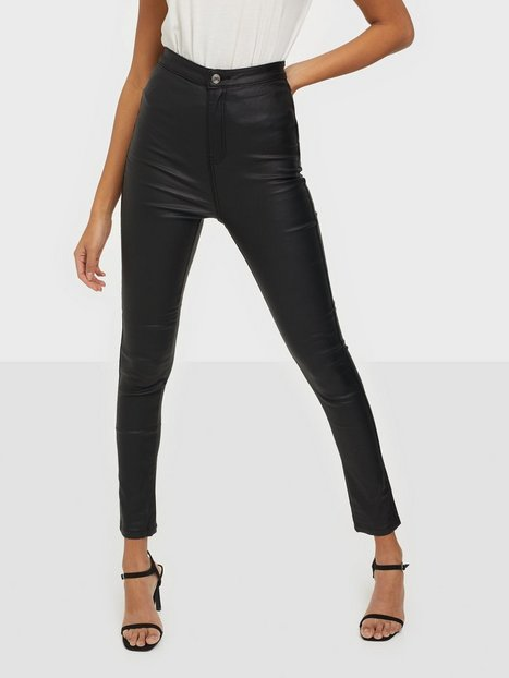 Missguided Coated Vice Sculpt Skinny Jeans Skinny fit