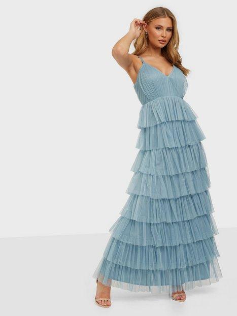 Anaya Tiered Cami Maxi Dress Maxikjoler