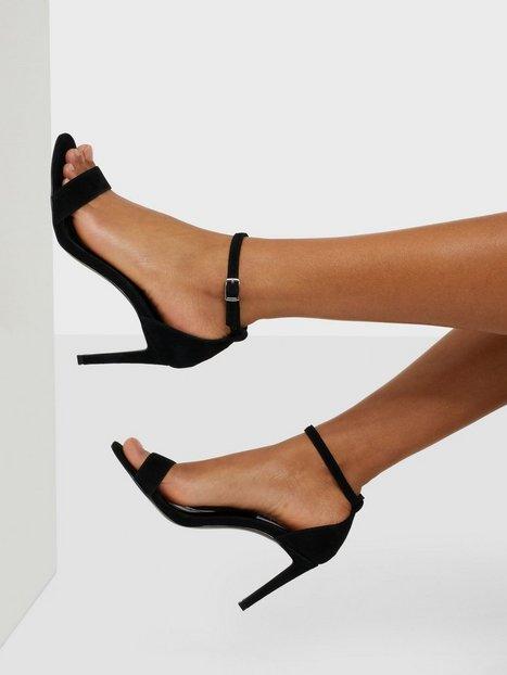 Steve Madden Jadelle Sandal High Heel Black