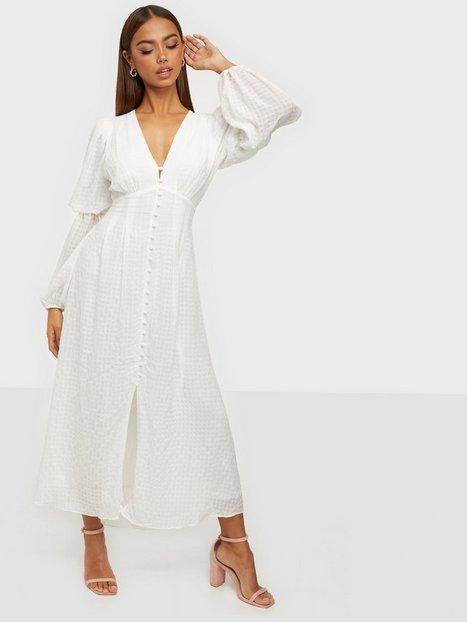 Forever New Donna Double Sleeve Midi Dress Maxikjoler