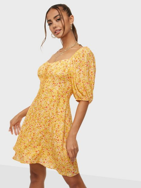Forever New Lace up mini Dress Skater kjoler