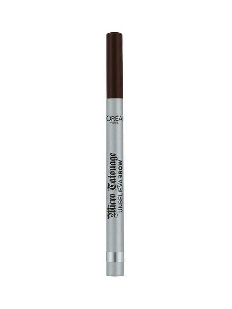 L'Oréal Paris UnbelievaBrow Micro Tatouage Brow pen Øjenbryn Ebony