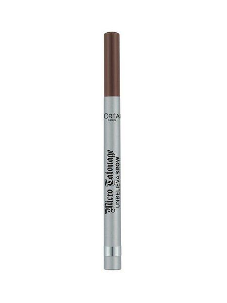 L'Oréal Paris UnbelievaBrow Micro Tatouage Brow pen Øjenbryn Dark Brunette