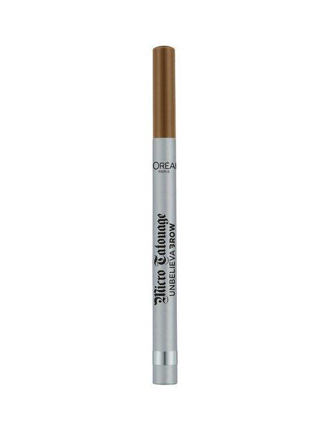 L'Oréal Paris UnbelievaBrow Micro Tatouage Brow pen Øjenbryn Chatain