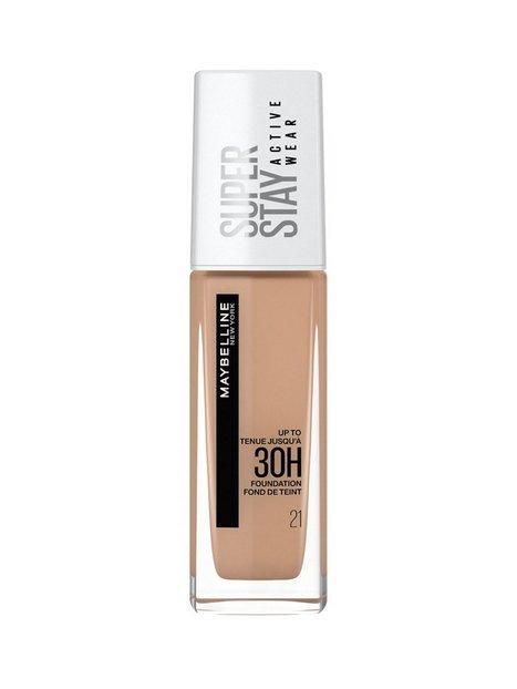 Maybelline New York Superstay Active Wear foundation Foundation Nude Beige