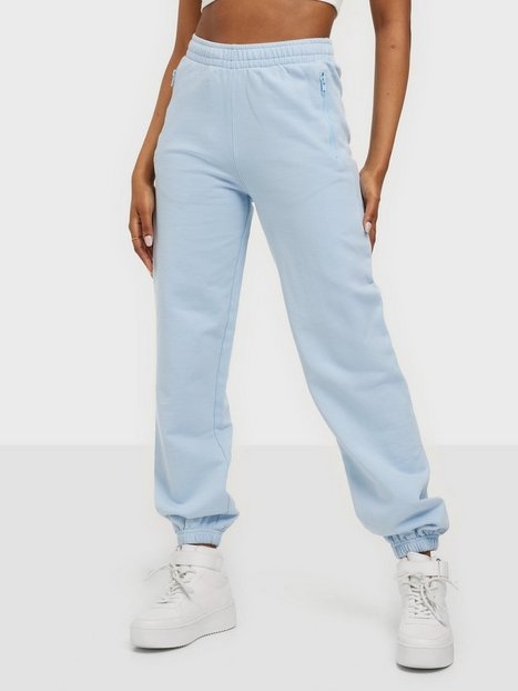 Les Girls Les Boys Ultimate Fit Sweats Regular Jogger Joggingbukser Blue