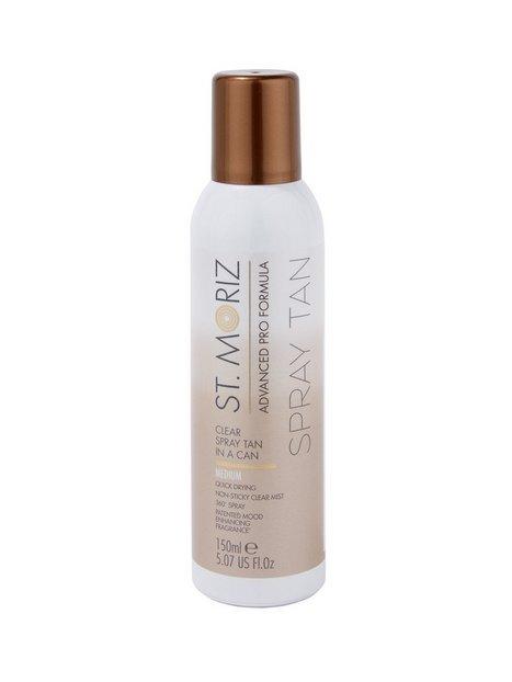 St Moriz Advanced Clear Spray Tan in a Can Medium 150 ml Self tan