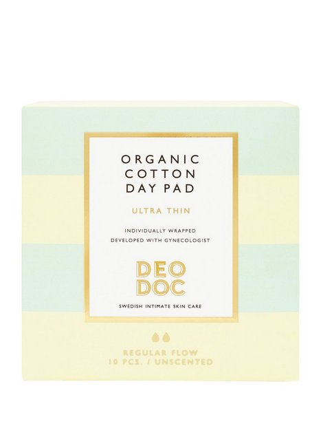 DeoDoc DeoDoc Dagbinda 100  ekologisk bomull Intimprodukter