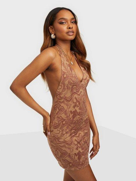 Motel Aisha Dress Tætsiddende kjoler