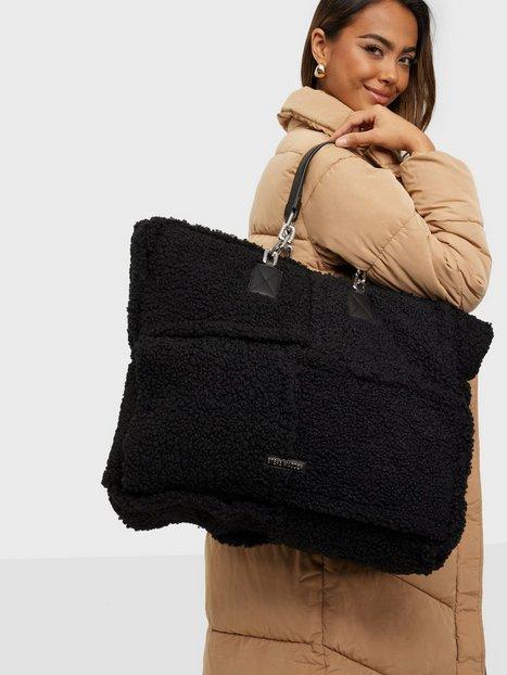 Steve Madden Bcrush Tote Håndtasker Black