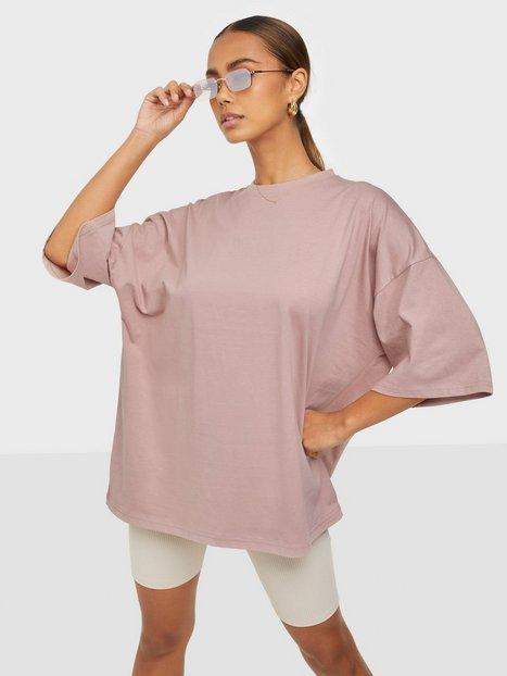Missguided Drop Shoulder Oversized T-shirt T-shirts