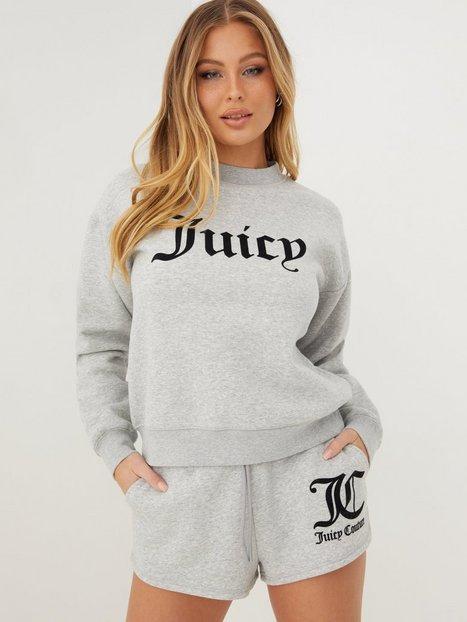 Juicy Couture Emilia Crew Neck Sweatshirts