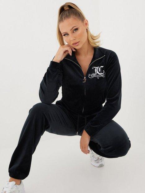 Juicy Couture Tanya Crest Track Top Sweatshirts