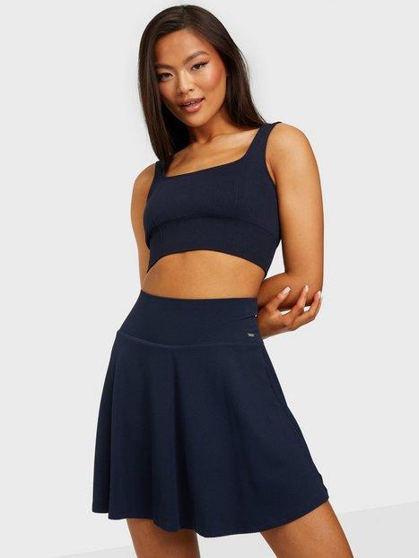 Aim'n Luxe Tennis Skirt Shorts - loose fit Navy