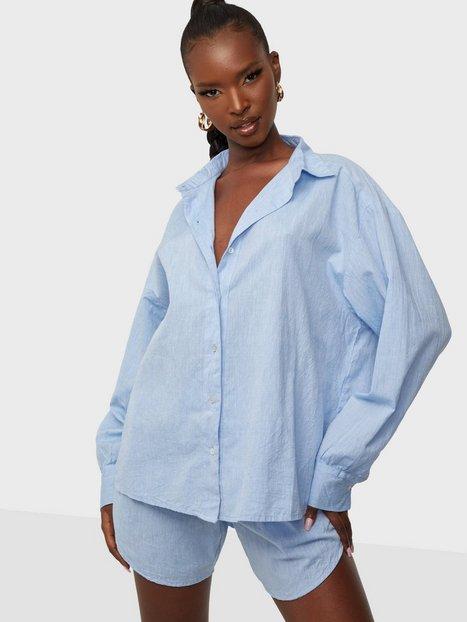 Neo Noir Sonya Chambray Shirt Skjorter