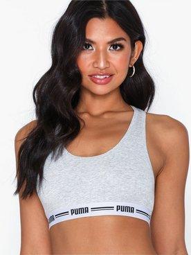 Puma Iconic Race Back Bra Bandeau & Soft-Bra