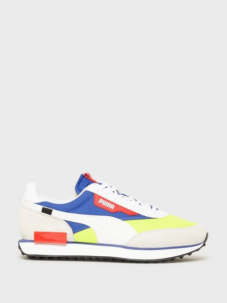 Puma Rider Play On Sneakers White - herre