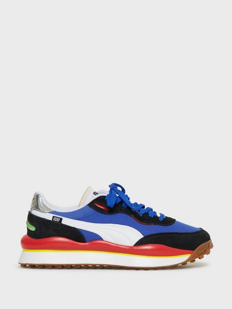 Puma Rider 020 Play On Sneakers Blue - herre