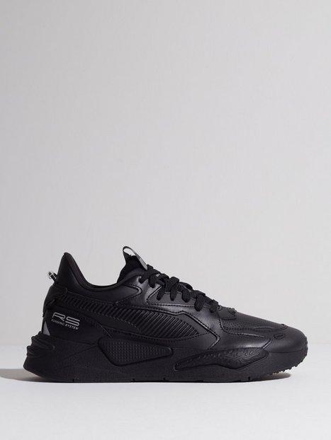 Puma Rs-Z Lth Sneakers Black