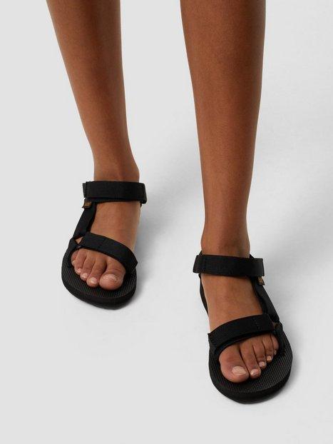 Teva W Original Universal Sandaler Sort