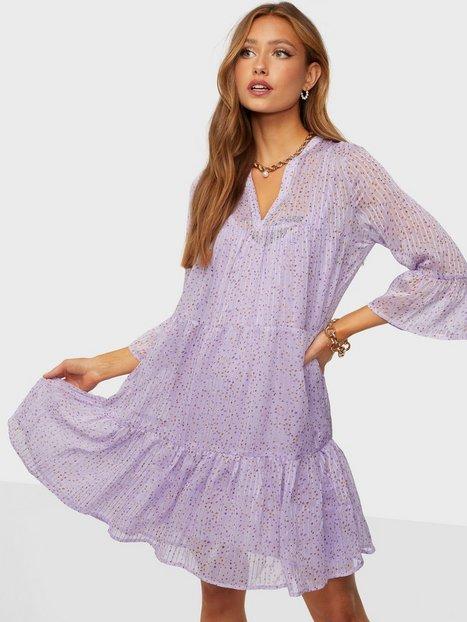 Neo Noir Gunvor Sparkle Dress Loose fit dresses