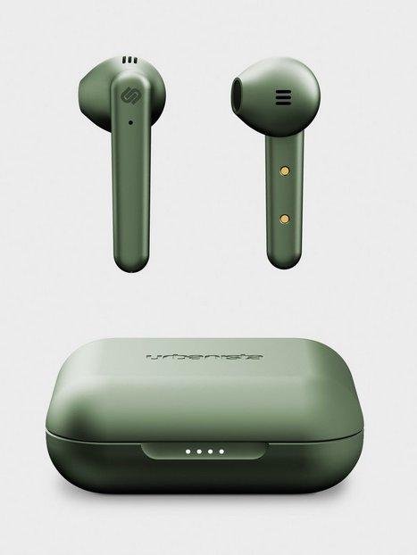 Urbanista Stockholm + Hovedtelefoner Olive