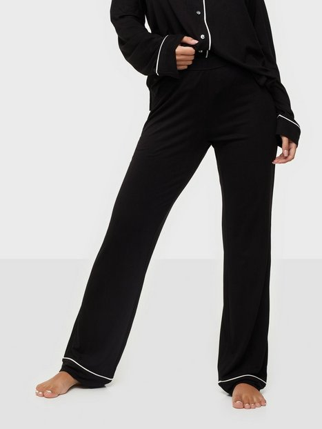 Lindex Ecoviscose Jersey Night Trousers Pyjamas & Mysplagg