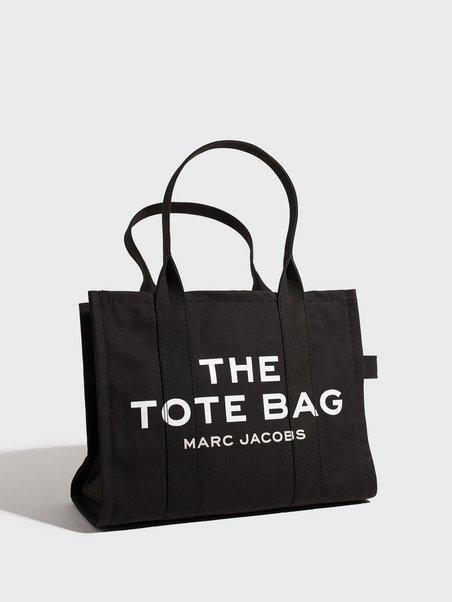 Shoppa The Marc Jacobs Traveler Tote Svart | Vesker
