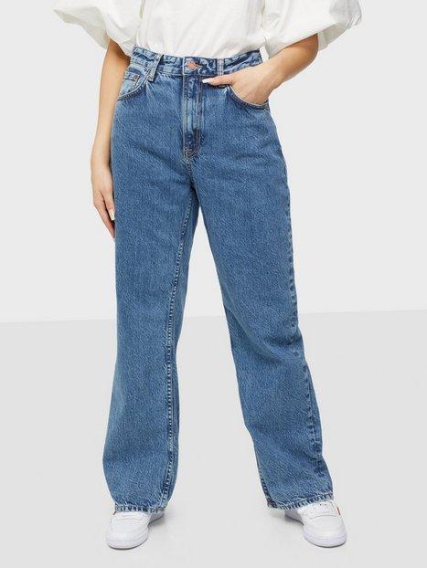 Nudie Jeans Clean Eileen Gentle Fade Wide leg jeans