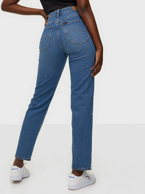Lee Jeans Carol Worn Iris Straight fit