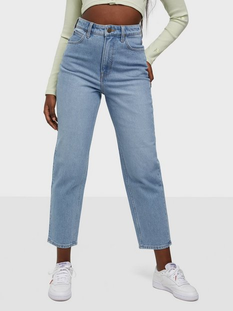 Lee Jeans Stella Tapered Lt New Hill Mom Jeans