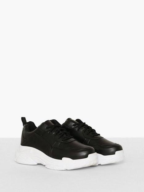 NLY MAN Chunky Sneaker Sneakers Sort - herre