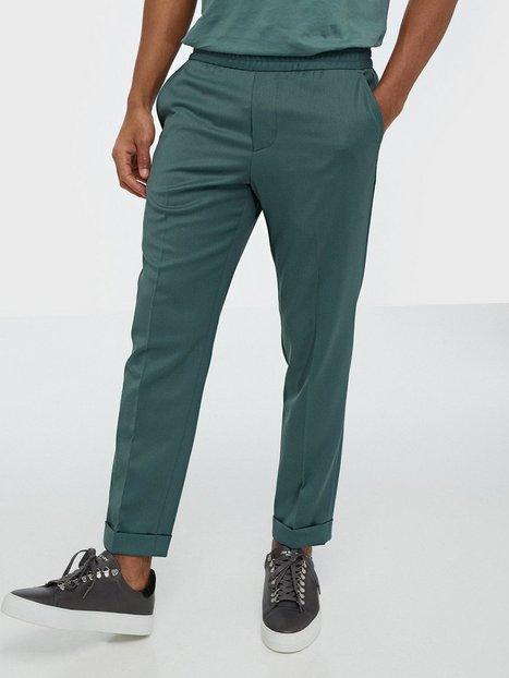 Filippa K M. Terry Cropped Trouser Bukser Mint - herre