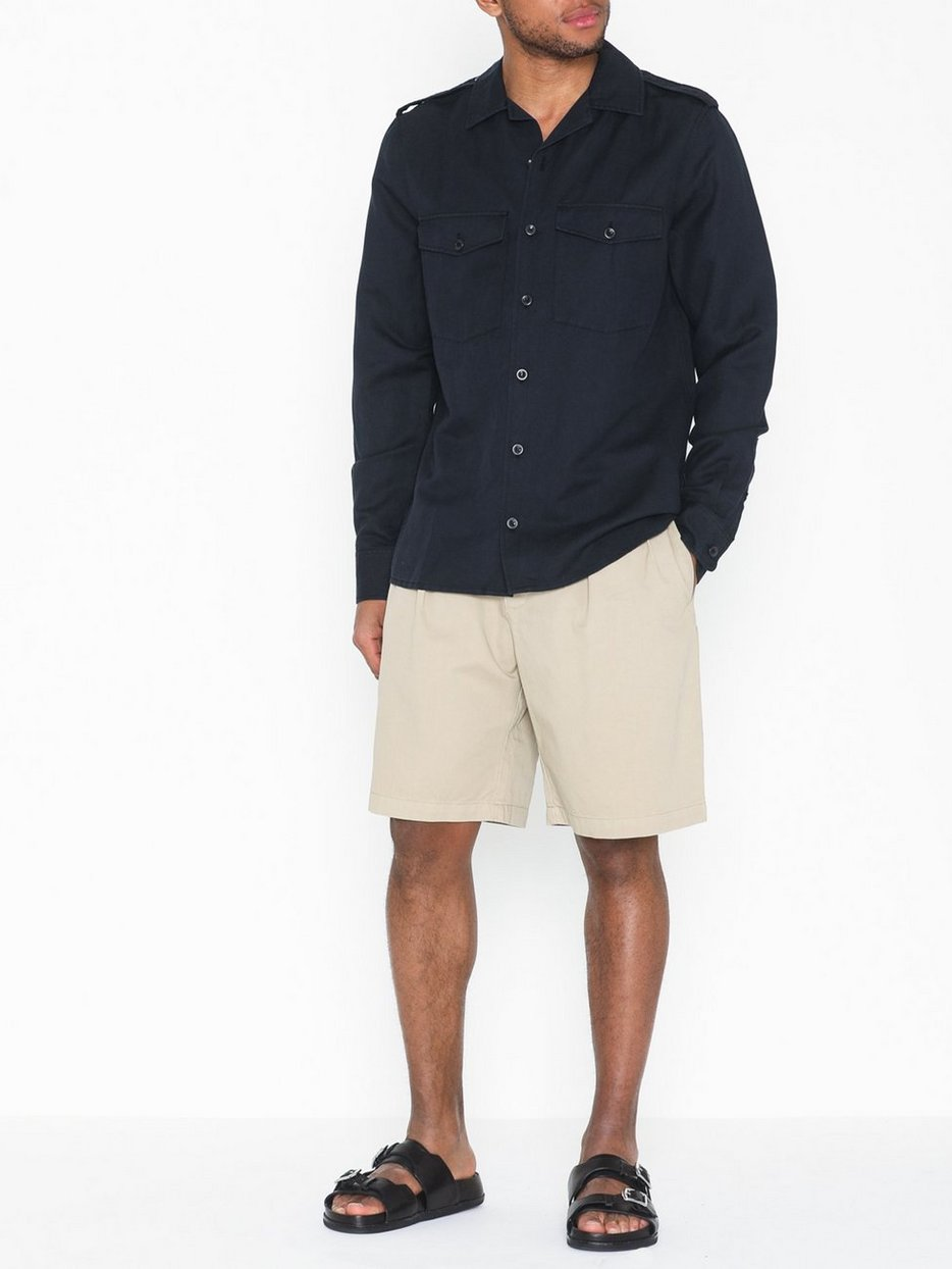 M. Ryan Washed Linen Shirt