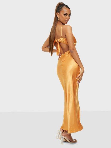 Bardot Malinda Slip Dress Midiklänningar