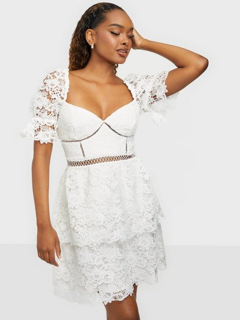 Bardot Charlotte Lace Dress Loose fit