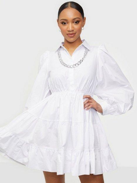 Bardot The Mini Poplin Dress Loose fit dresses