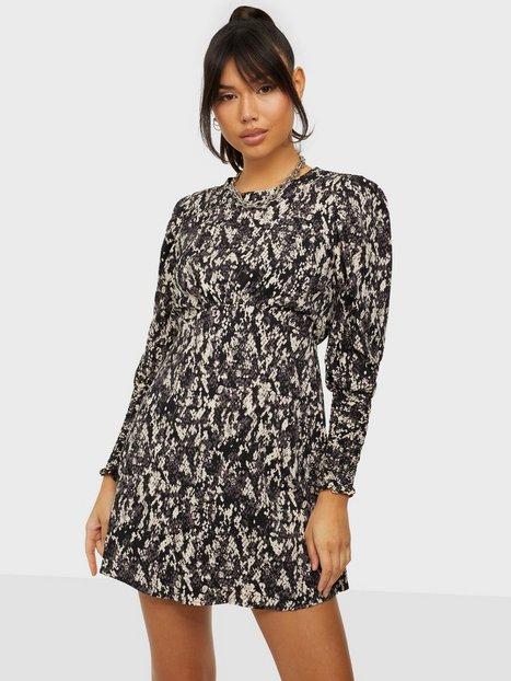 Ax Paris Long Sleeve Mini Dress Loose fit dresses