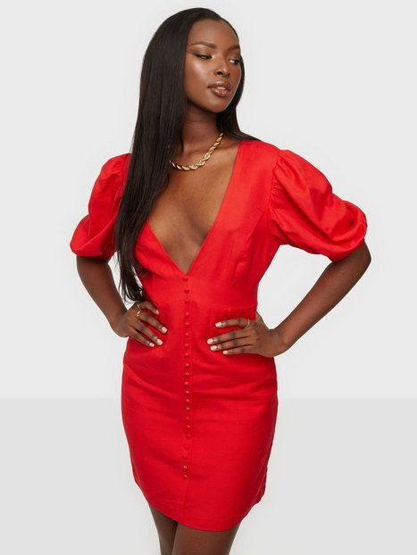 Bardot Talullah Mini Dress Tætsiddende kjoler