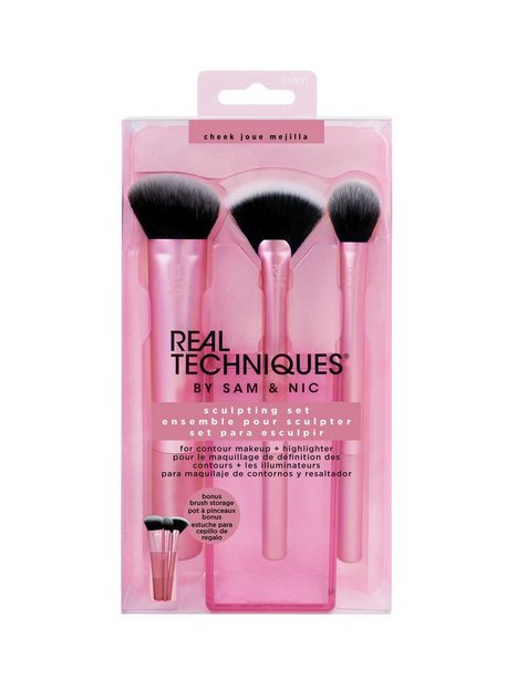 Real Techniques Sculpting Set Pensler & makeupbørster