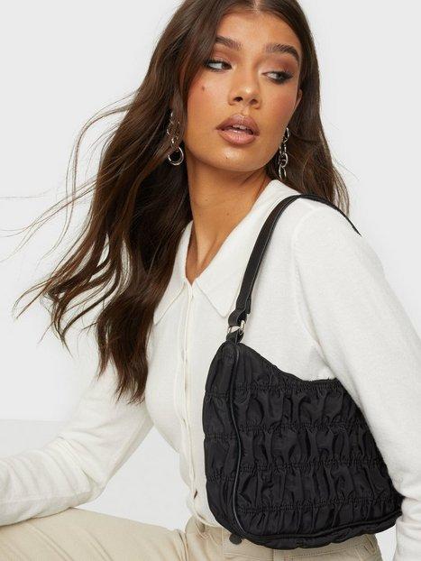Glamorous Ruched Shoulder Bag Skuldertasker