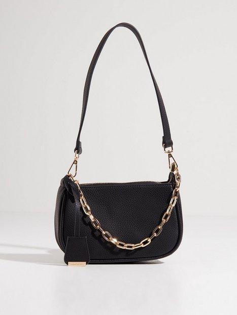 Glamorous PU Chain Shoulder Bag Skuldertasker