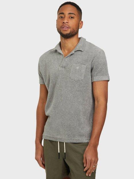 OAS Terry Shirt Skjorter Grey Melange