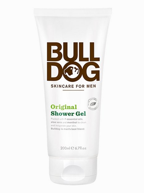 Bulldog Shower Gel Hudpleje Transparent - herre