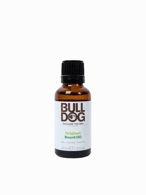 Bulldog Original Beard Oil Barbering Hvid mand køb billigt