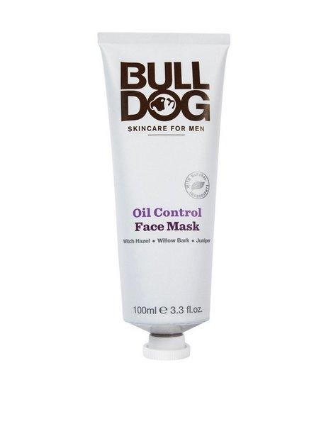 Bulldog Bulldog Oil Control Face Mask Ansigtspleje Hvid mand køb
