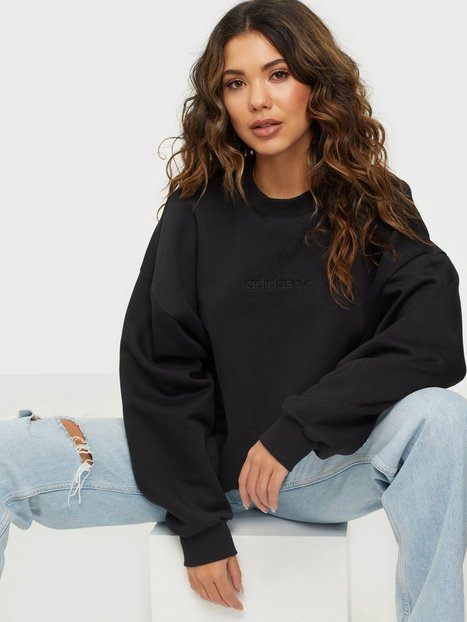 Adidas Originals Sweater Sweatshirts Black