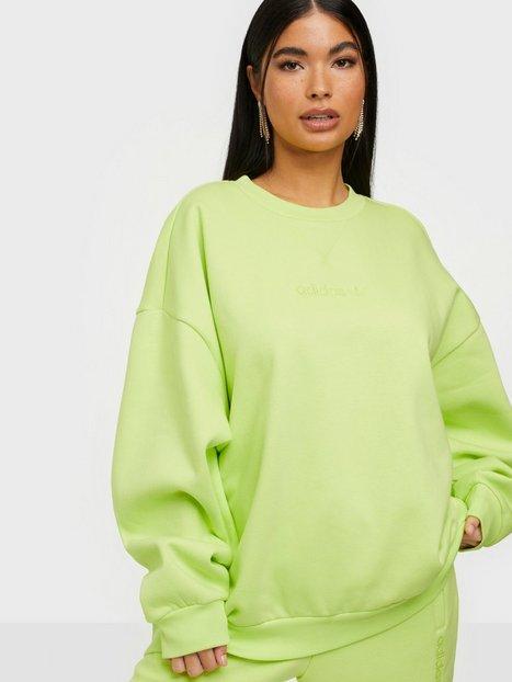 Adidas Originals Sweater Sweatshirts Yellow